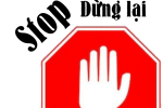 Stop Dừng Lại